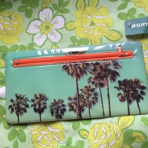 My Tagalongs Palm Trees Travel Case